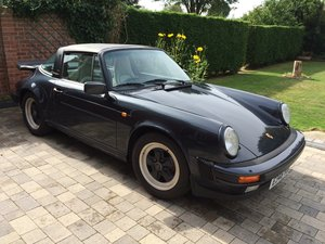 1988 Porsche 911 carr targa supsp For Sale