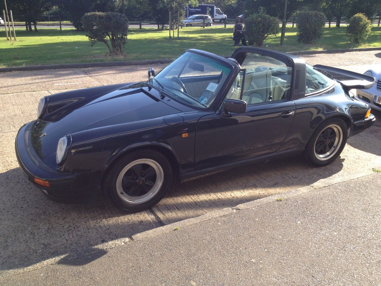 1988 Porsche 911 carr targa supsp SOLD (picture 5 of 6)