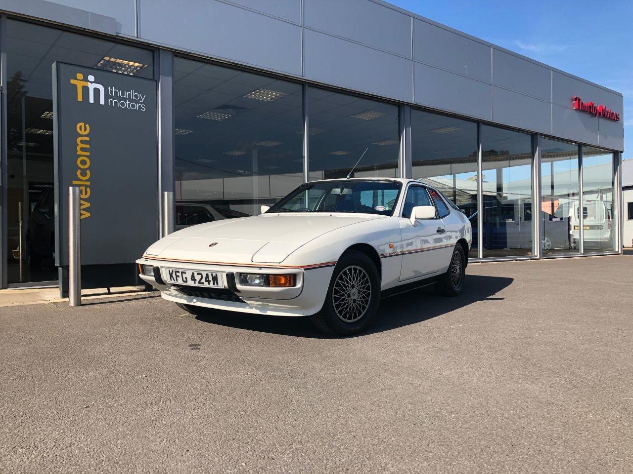 1980 Porsche 924 Le Man For Sale (picture 1 of 6)