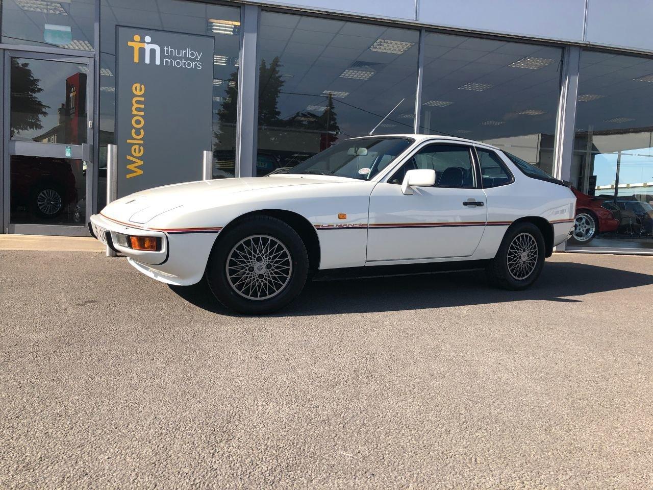 1980 Porsche 924 Le Man For Sale (picture 2 of 6)