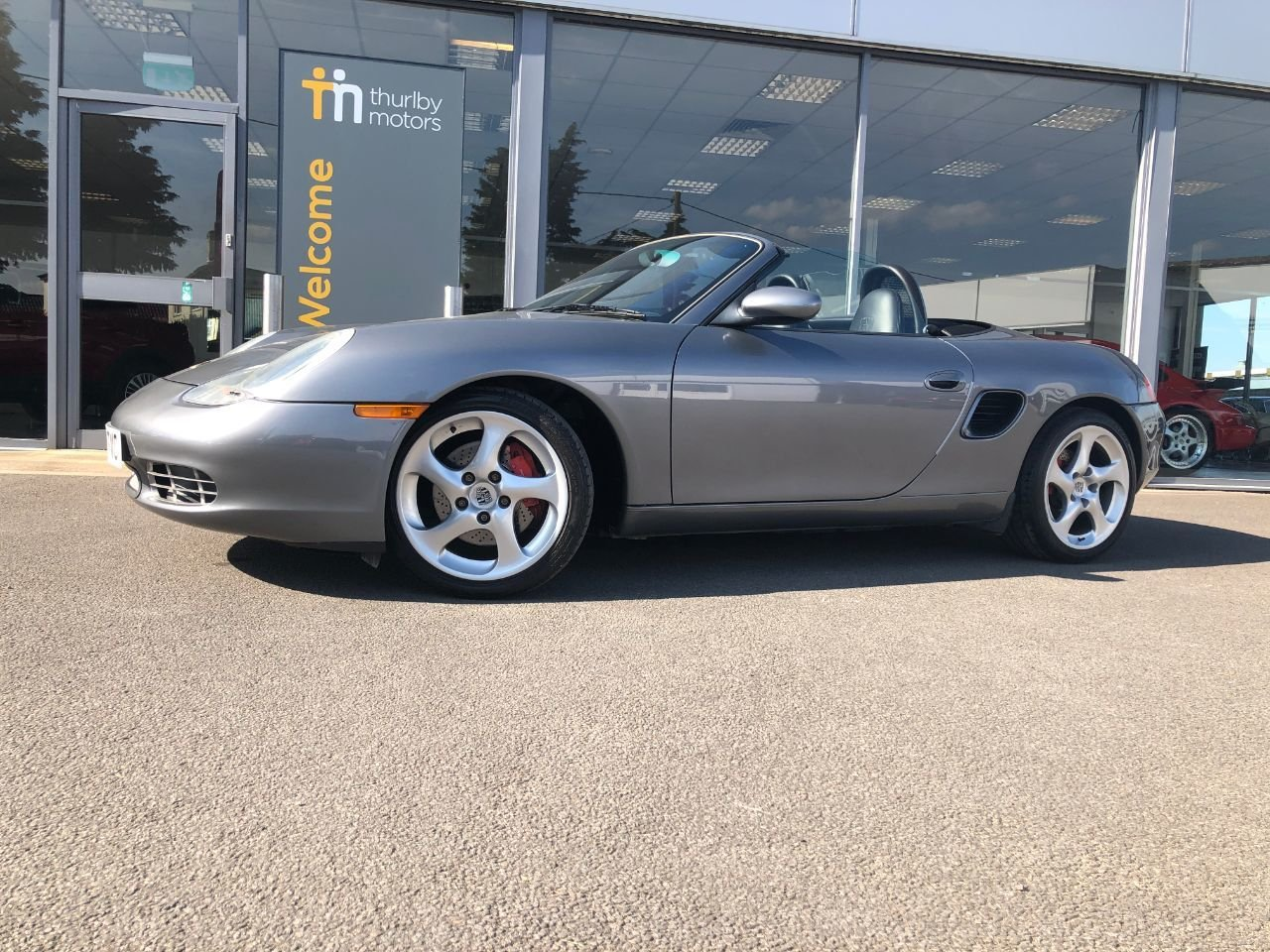 2002 Porsche Boxter S For Sale (picture 2 of 6)
