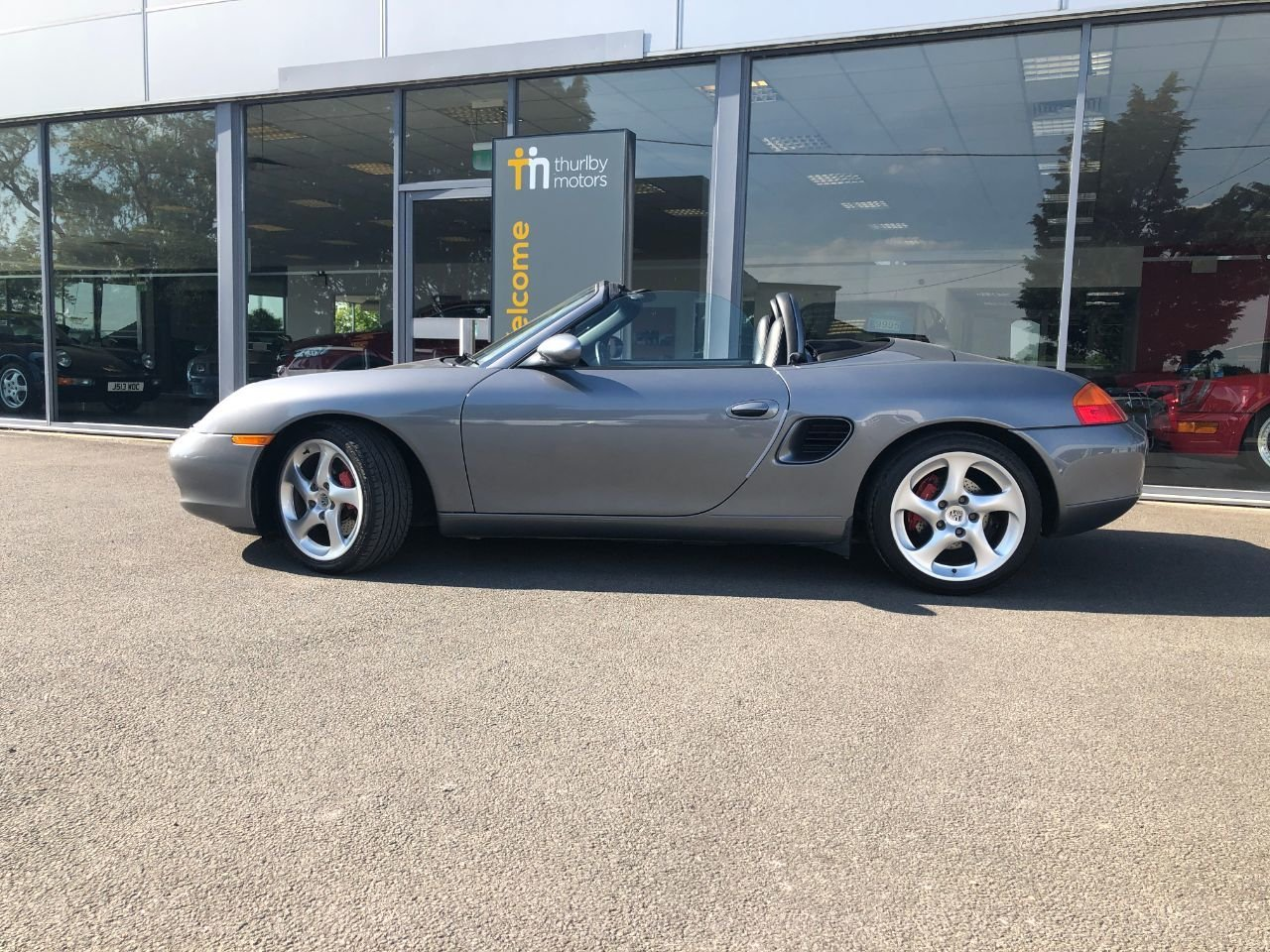 2002 Porsche Boxter S For Sale (picture 3 of 6)