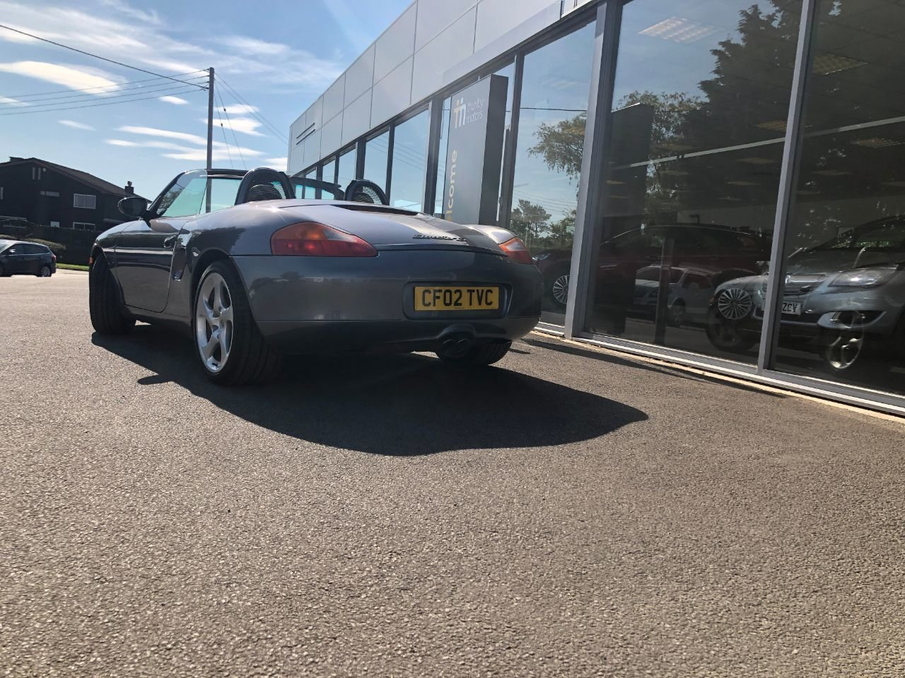 2002 Porsche Boxter S For Sale (picture 6 of 6)