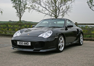 2002 PORSCHE 911 (996) TURBO X50 For Sale