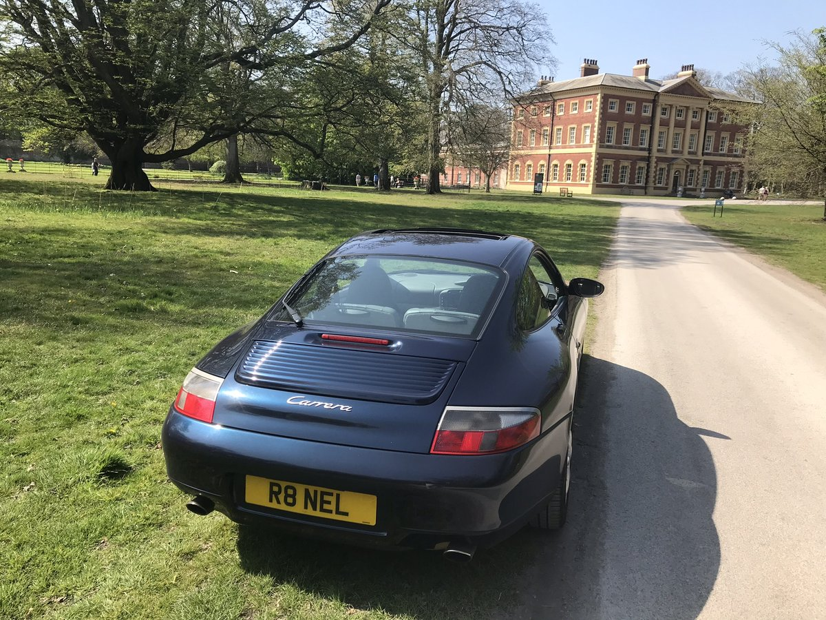 1998 Immaculate Porsche 911 C2 Tiptronic Coupe 71,000 m For Sale (picture 3 of 4)