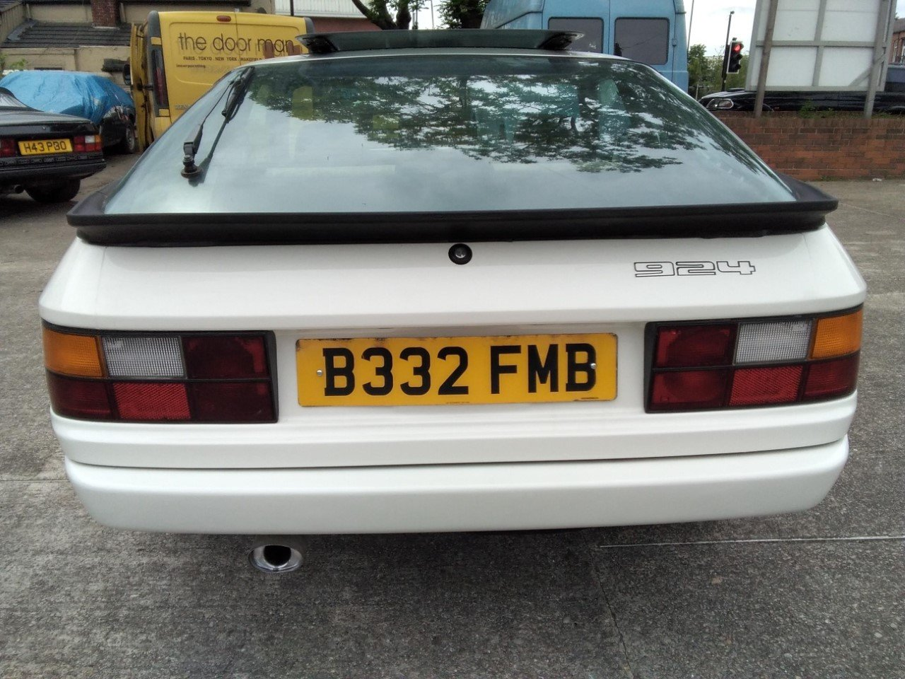 1985 Porsche 924  For Sale (picture 3 of 6)