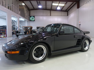 1984 Porsche 911 Carrera Steel Slant Nose Wide Body For Sale