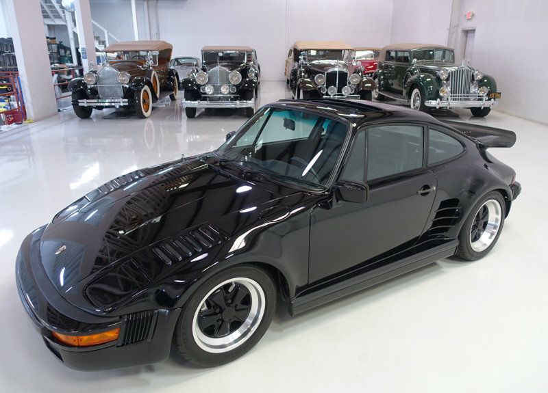 1984 Porsche 911 Carrera Steel Slant Nose Wide Body For Sale (picture 2 of 6)