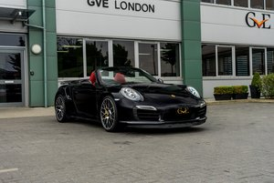 2014 Porsche 911 (991.1) Turbo S Cabriolet For Sale