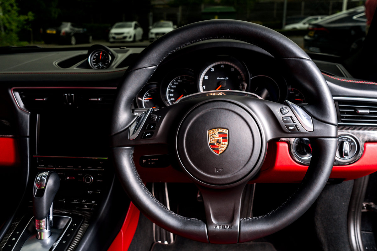 2014 Porsche 911 (991.1) Turbo S Cabriolet For Sale (picture 4 of 6)