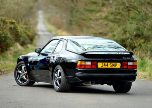 1991 Porsche 944 Turbo Late Model  For Sale