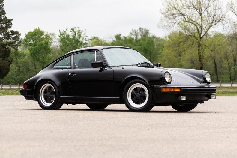 1979 Porsche 911 SC = All Correct Black Cali driver $58.7k For Sale (picture 1 of 6)