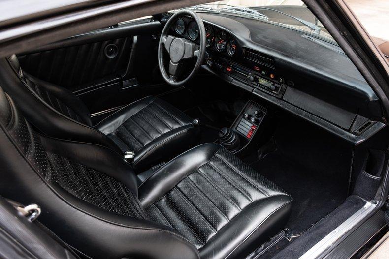 1979 Porsche 911 SC = All Correct Black Cali driver $58.7k For Sale (picture 4 of 6)