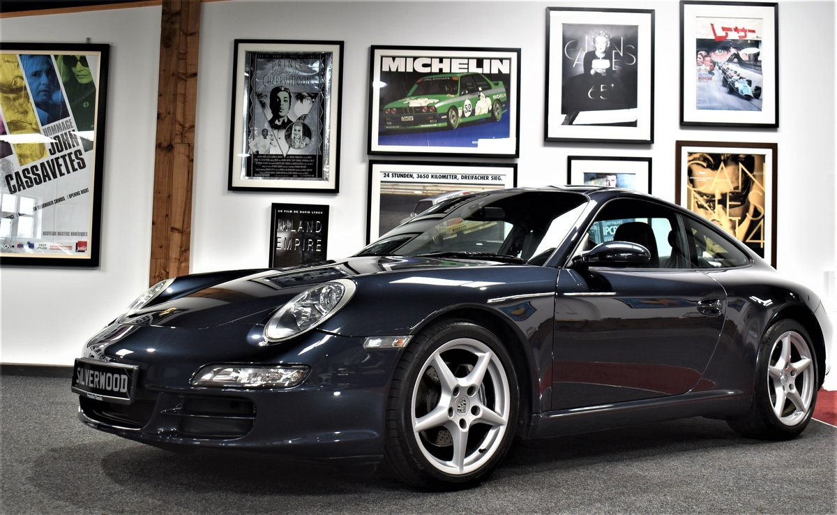 *SOLD* 2004 Porsche 911 Carrera 2 Tiptronic 997 For Sale (picture 1 of 6)