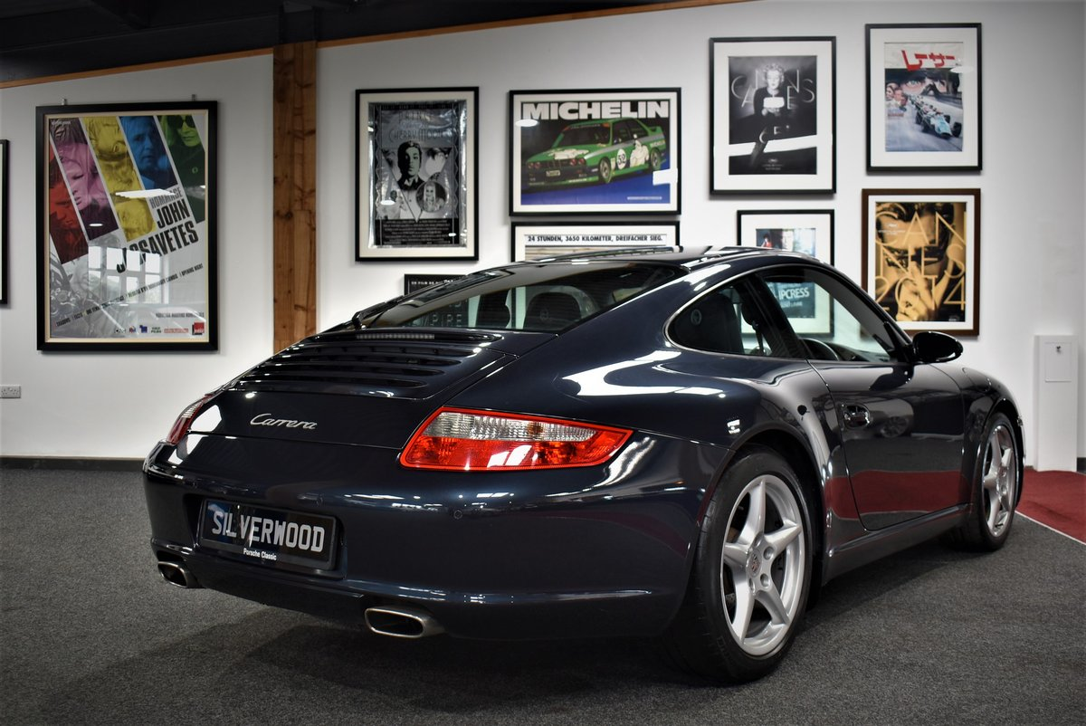 *SOLD* 2004 Porsche 911 Carrera 2 Tiptronic 997 For Sale (picture 2 of 6)