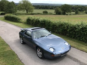Welcome to my advert for my beautiful 928 S4 1989 For Sale