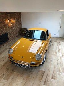 Porsche 912, 1969