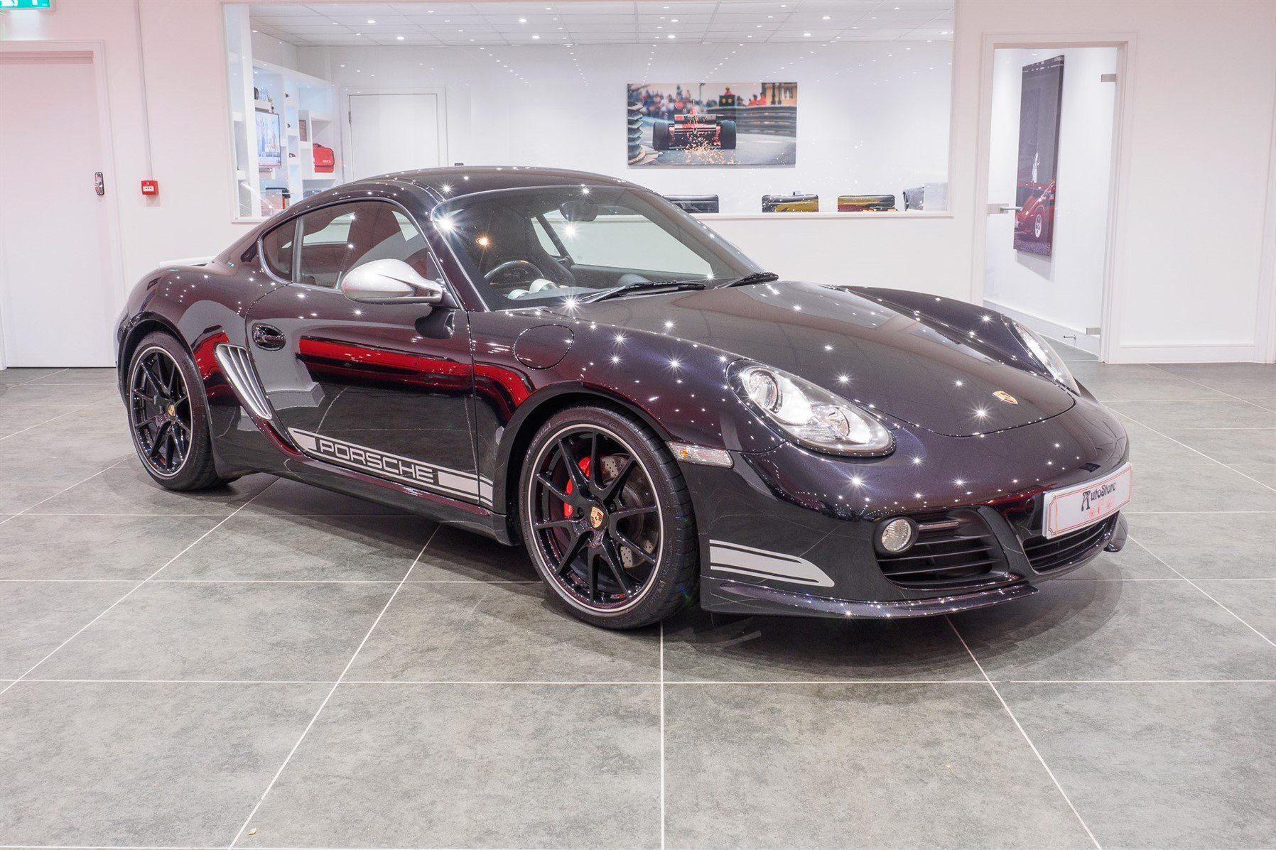2011 Porsche Cayman R For Sale (picture 1 of 6)