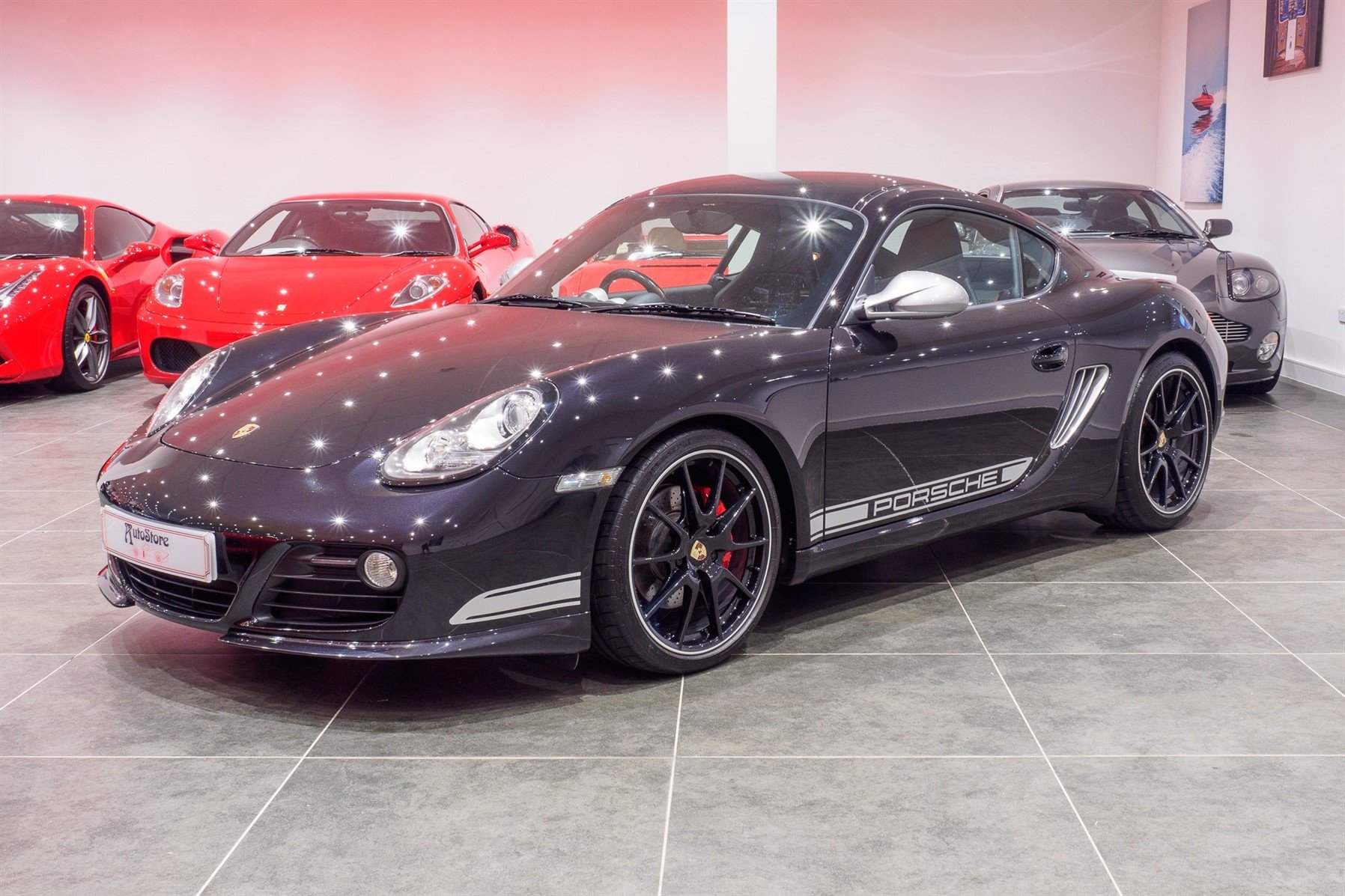 2011 Porsche Cayman R For Sale (picture 3 of 6)