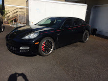 2011 Porsche Panamera Turbo 4.8 L twin-turbocharged $28.9k