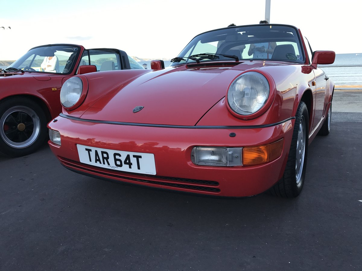 1990 Porsche 911 (964) Targa manual - Beautiful  For Sale (picture 3 of 6)