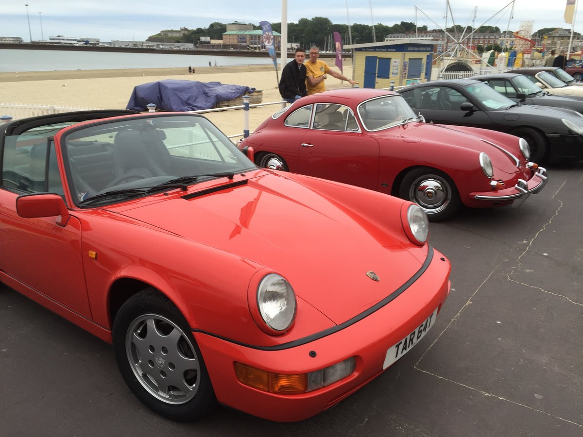 1990 Porsche 911 (964) Targa manual - Beautiful  For Sale (picture 5 of 6)