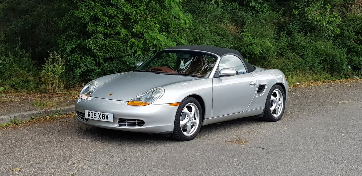 Porsche Boxster 2.5 Tiptronic 1998 SOLD (picture 2 of 6)
