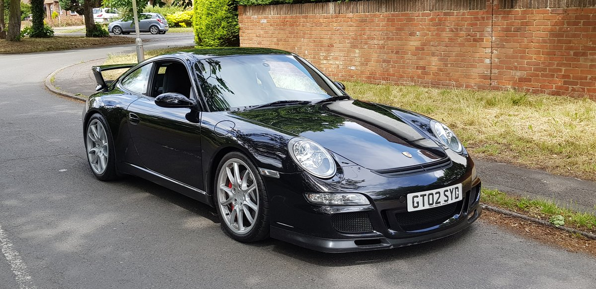 2006 Porsche 997 GT3 For Sale (picture 1 of 6)