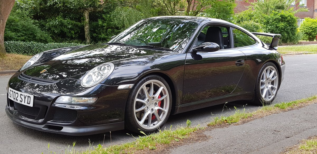 2006 Porsche 997 GT3 For Sale (picture 3 of 6)