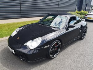 2002 Porsche 911 996 Techart turbo Replica