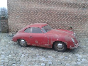 1953 Great early 356 coupé project For Sale