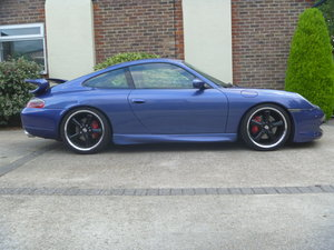 2000 Porsche 996 C2 Factory fitted GT3 Aero Kit. For Sale