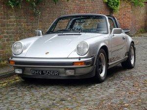 1977 Porsche 911 Carrera For Sale by Auction