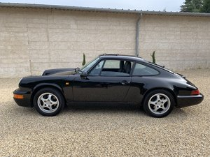 1991 964 carrera 4 , Porsche coupe,  SOLD