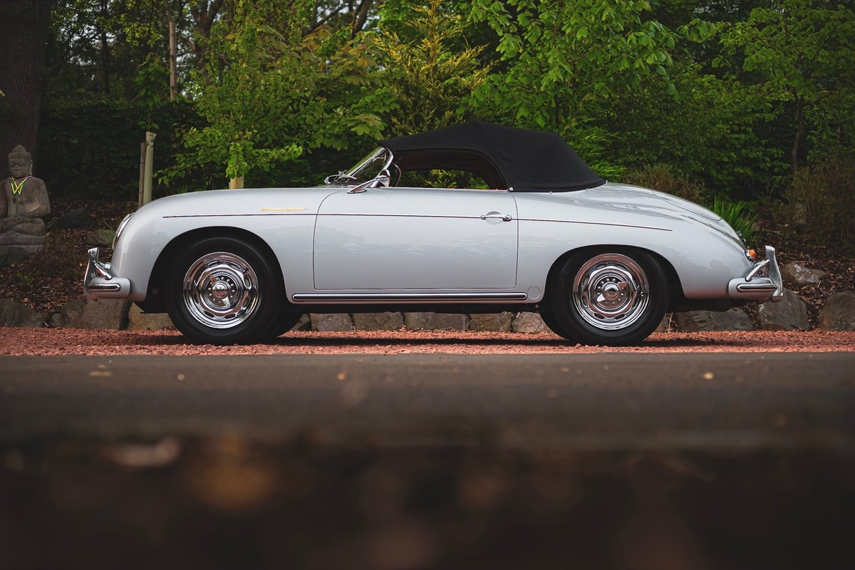 Porsche 356A Speedster 1958 (Matching numbers) RHD Concours For Sale (picture 1 of 6)