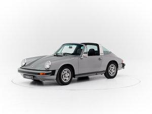 1974 PORSCHE 911 2.7 TARGA For Sale by Auction