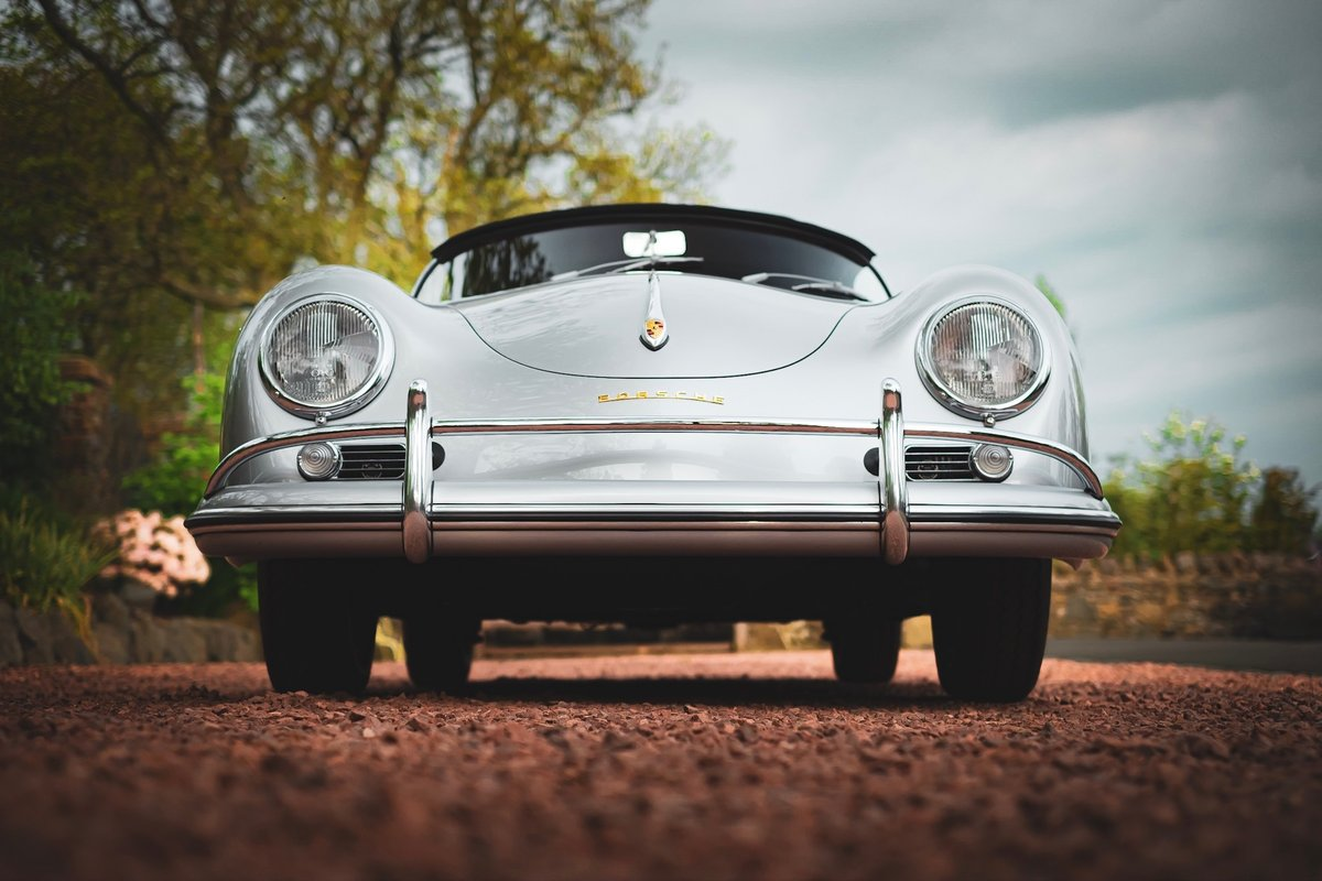 Porsche 356A Speedster 1958 (Matching numbers) RHD Concours For Sale (picture 3 of 6)