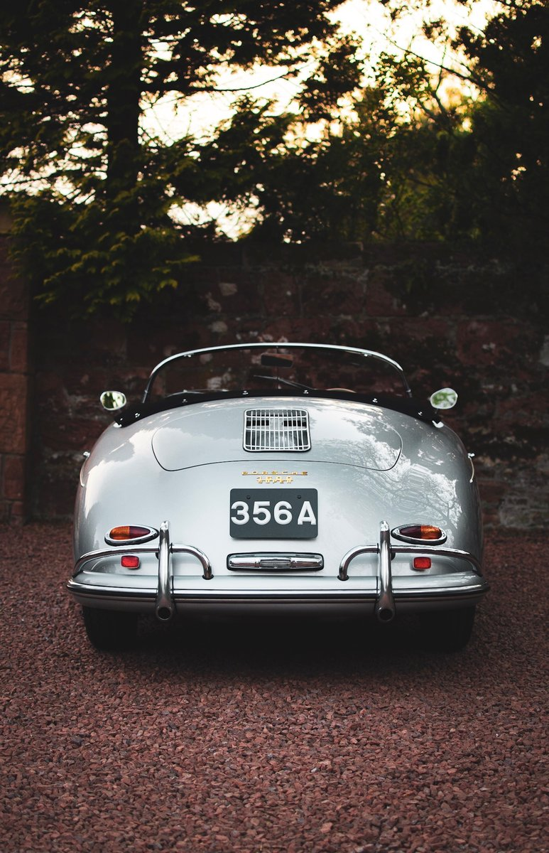 Porsche 356A Speedster 1958 (Matching numbers) RHD Concours For Sale (picture 6 of 6)