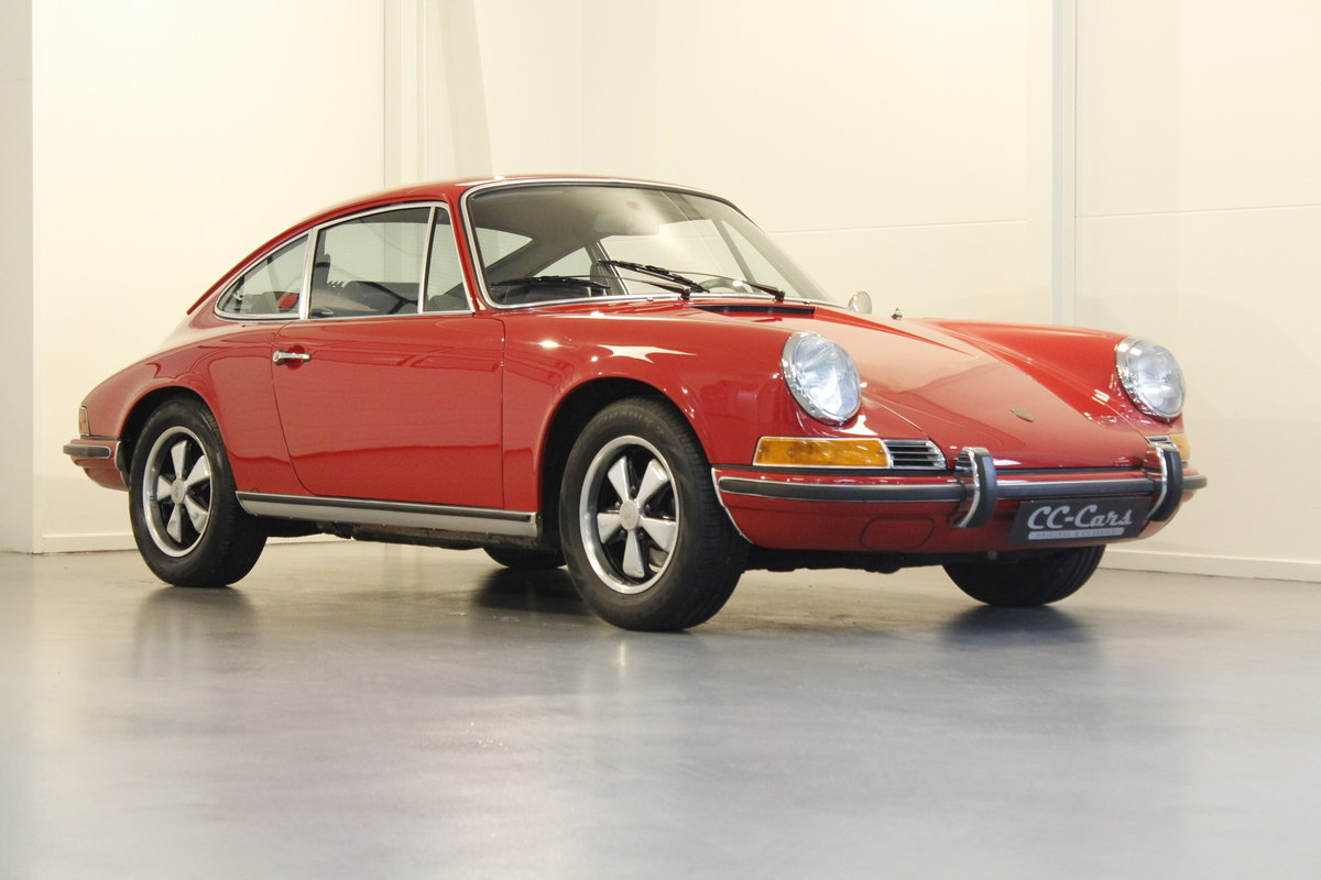 1971 Porsche 911 2.2 T Coupe For Sale (picture 1 of 6)