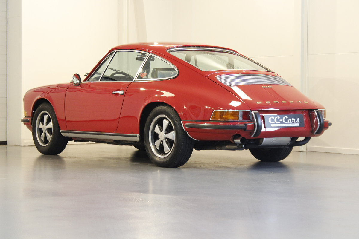 1971 Porsche 911 2.2 T Coupe For Sale (picture 2 of 6)