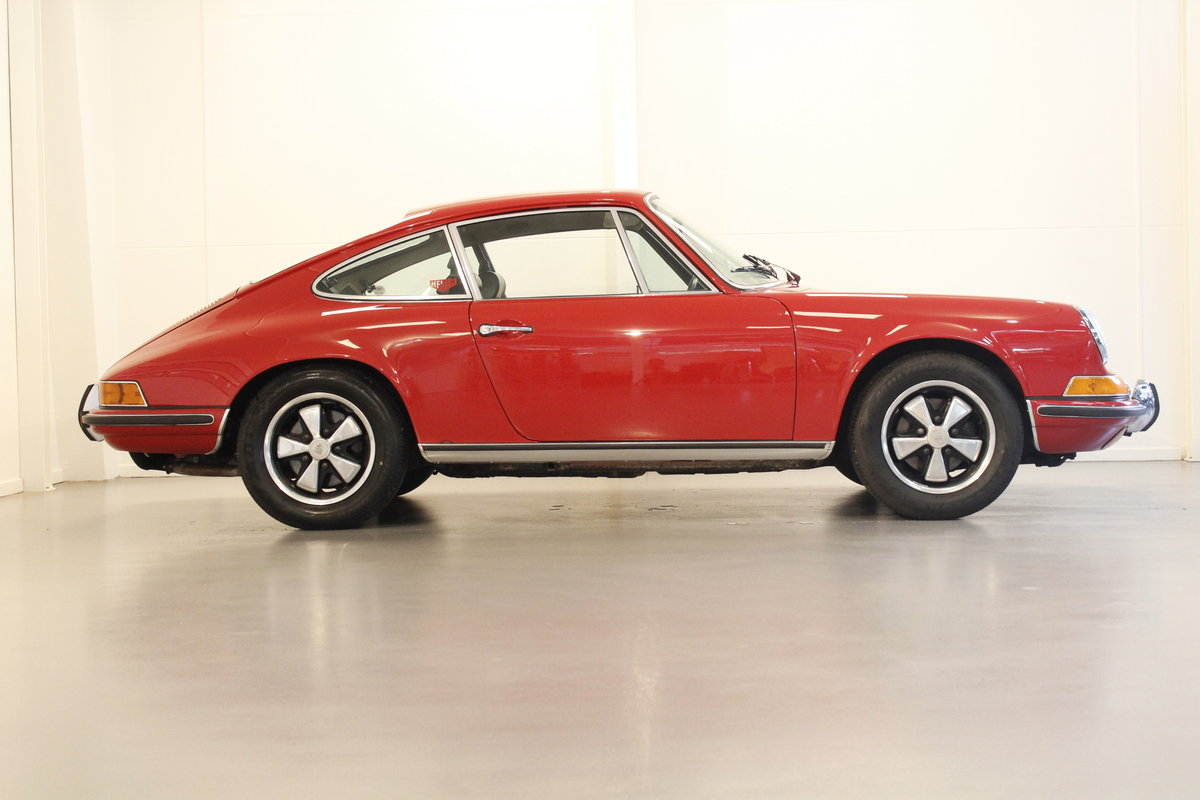 1971 Porsche 911 2.2 T Coupe For Sale (picture 3 of 6)