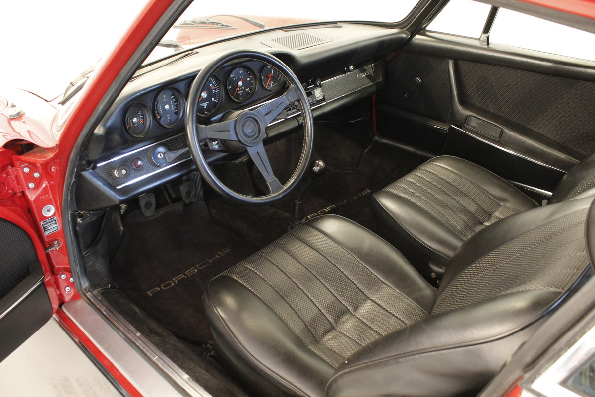1971 Porsche 911 2.2 T Coupe For Sale (picture 4 of 6)