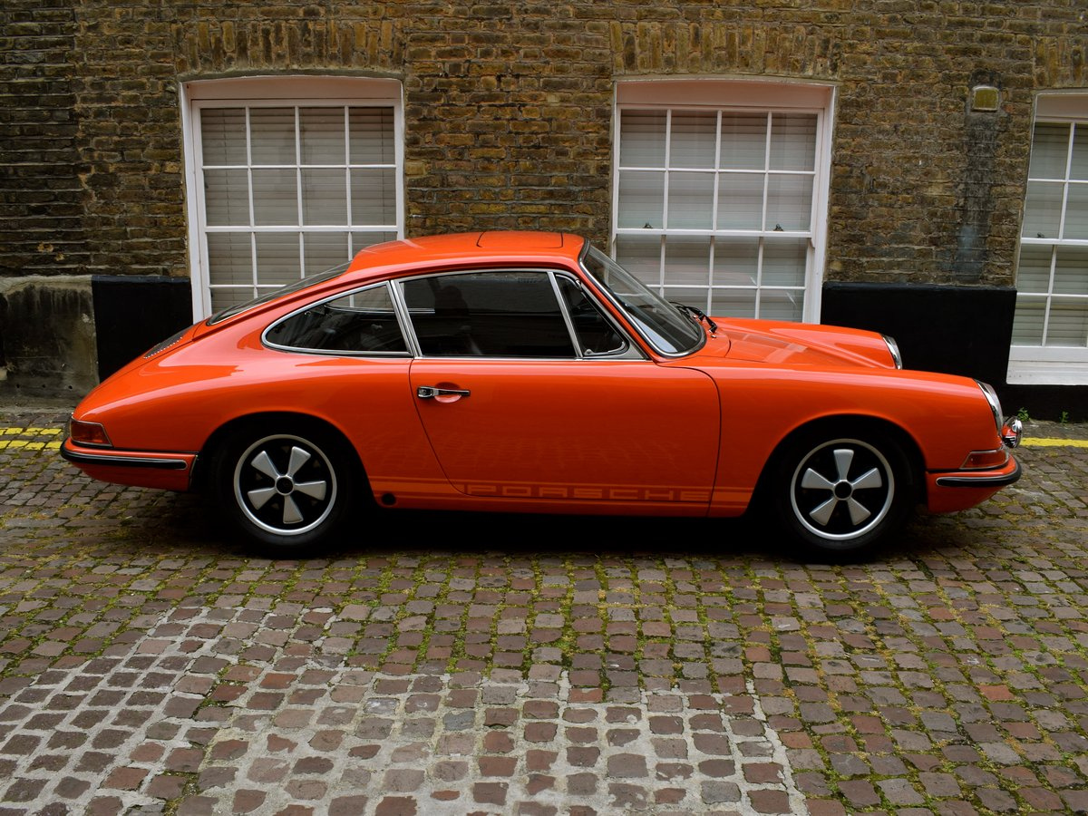 1968 Porsche 911L For Sale (picture 1 of 6)