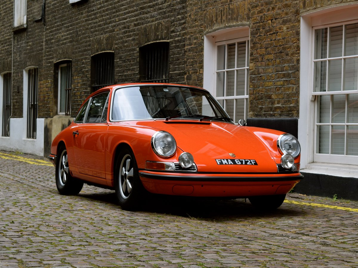 1968 Porsche 911L For Sale (picture 2 of 6)