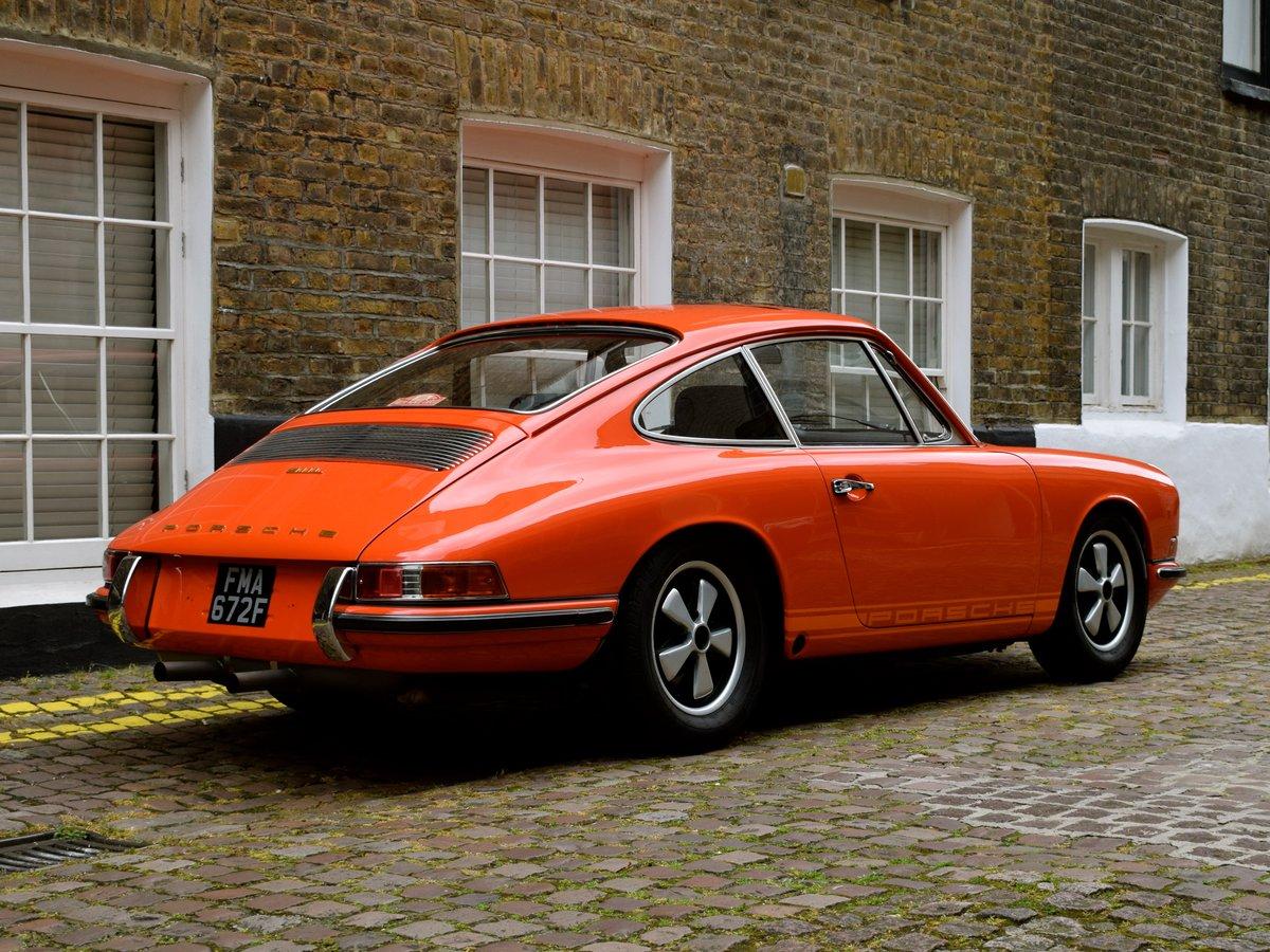 1968 Porsche 911L For Sale (picture 3 of 6)
