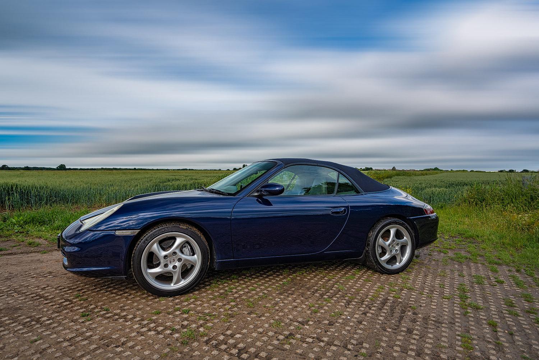 2001 Porsche 911 3.6 (996) Carrara 4 AWD Cabriolet // 43k Miles For Sale (picture 3 of 6)