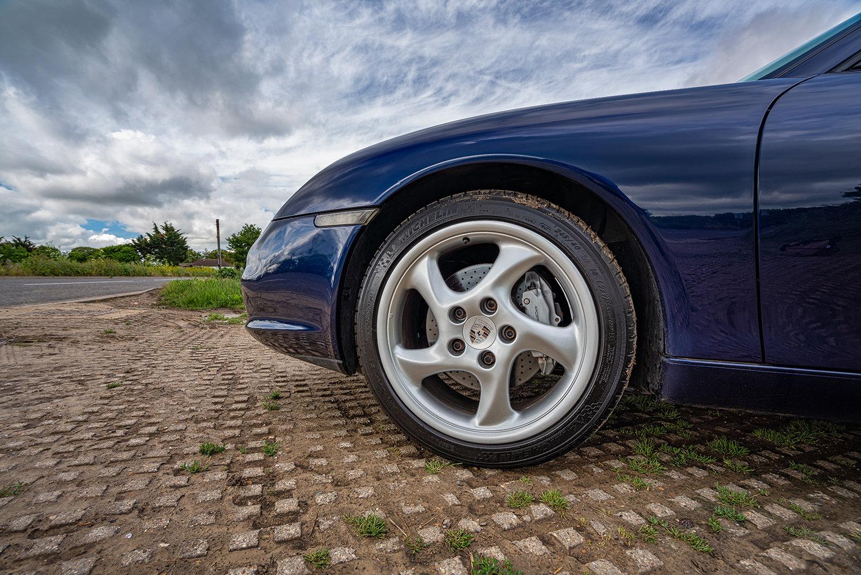 2001 Porsche 911 3.6 (996) Carrara 4 AWD Cabriolet // 43k Miles For Sale (picture 4 of 6)