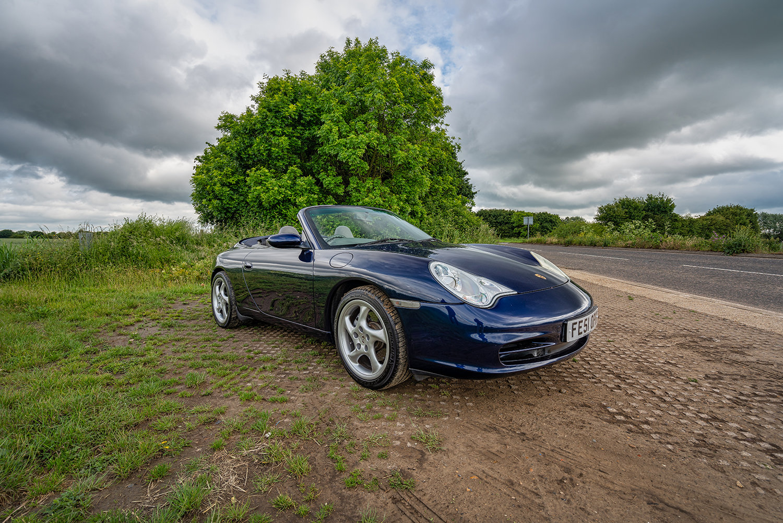2001 Porsche 911 3.6 (996) Carrara 4 AWD Cabriolet // 43k Miles For Sale (picture 5 of 6)