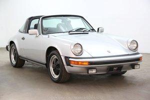 1980 Porsche 911SC Targa For Sale