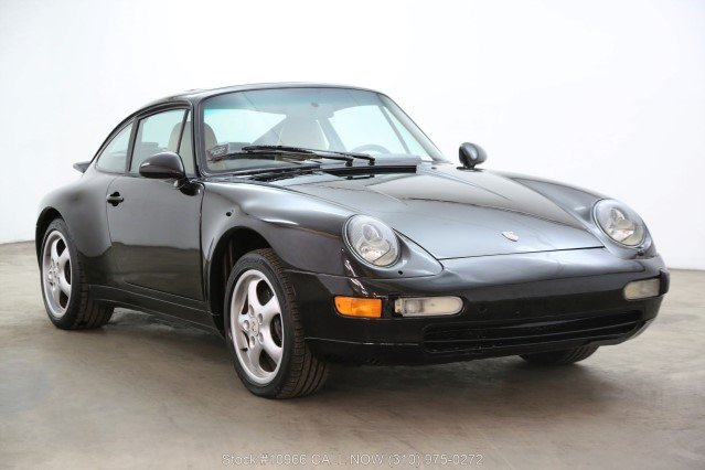 1997 Porsche 993 Coupe For Sale (picture 1 of 6)